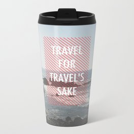 Travel Metal Travel Mug