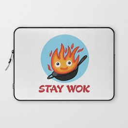 Stay Wok Laptop Sleeve