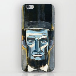 Lincoln  iPhone Skin