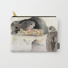 Swift - nesting bird on the Ligurian coast Carry-All Pouch