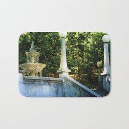Lithia Park Fountain Bath Mat
