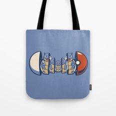 Poketryoshka - Water Type Tote Bag