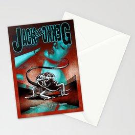 JACK THE GEKKO - 2 Stationery Cards