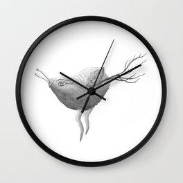 PeaRNut Wall Clock