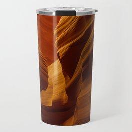 Girl Image in Antelope Canyon Travel Mug