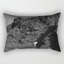 Volcanic View Rectangular Pillow