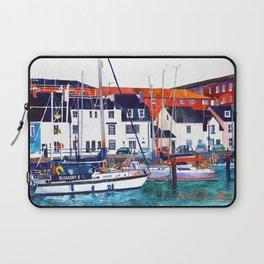 Weymouth Port Laptop Sleeve