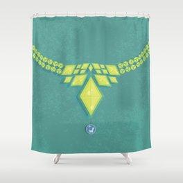 Amuletum Project Shower Curtain