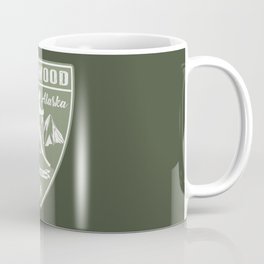Girdwood Alaska Coffee Mug