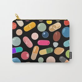 Unicorn Vitamins Carry-All Pouch