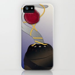True Love seal iPhone Case