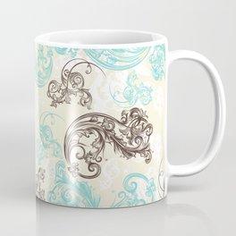 Baroque ornament. Classic design in luxury style Coffee Mug