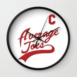 Average Joe's Gym Design, Poster Gymnastics, Movie, Dodgeball, Hardball Wall Clock