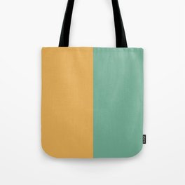 Color Block Abstract III Tote Bag