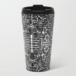 """""""Vi illustro cosa accade nella mia testa"""" Travel Mug"""