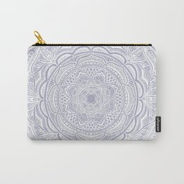 Dedication to Lucy (purple) Carry-All Pouch