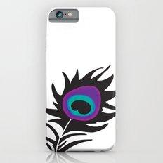 Plum Peacock iPhone 6s Slim Case