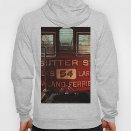S.F. Cable Car Hoody