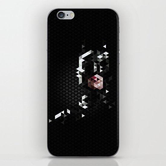 THE DARK KNIGHT iPhone & iPod Skin