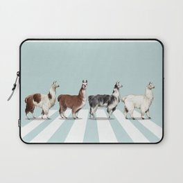 Llama The Abbey Road #1 Laptop Sleeve