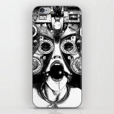 asc 712 - Le masque de la Méduse (Object woman) iPhone & iPod Skin