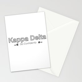 Go Confidently Stationery Cards