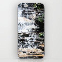 Blue Mountains Waterfall iPhone Skin