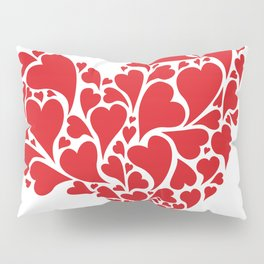 cats in love Pillow Sham