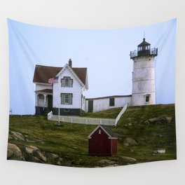 Nubble Light Wall Tapestry