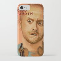 chad wys iPhone & iPod Cases featuring 50 Artists: Chad Beroth by Chad Beroth