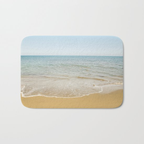 Beach days Bath Mat