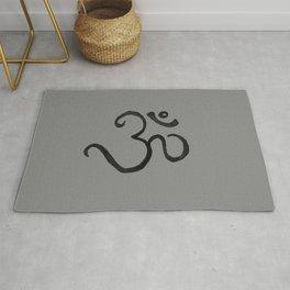 OM Yoga Rug