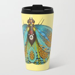 butterfly (ORIGINAL SOLD). Travel Mug