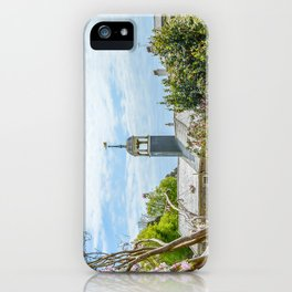 The Lost Gardens of Heligan - The Clock House iPhone Case