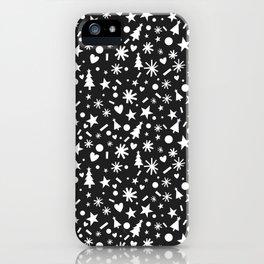 CHRISTMAS SPRINKLES iPhone Case
