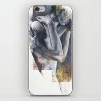 the fault iPhone & iPod Skins featuring  Fault of the ground by Justin Harris