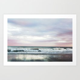 Surf Side in the South Art Print