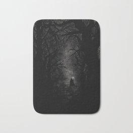 Traveler in the Dark Bath Mat