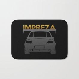 Subaru Impreza Bath Mat