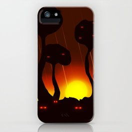fantastic forest iPhone Case