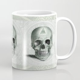 Eye on the Skull Coffee Mug