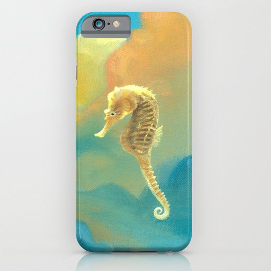 Sea Horses iPhone & iPod Case