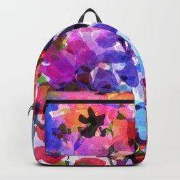 Jelly Bean Wildflowers Backpack