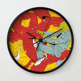 HVMR Wall Clock