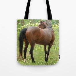 Beautiful Mare Tote Bag