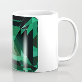 Emerald Gem Coffee Mug