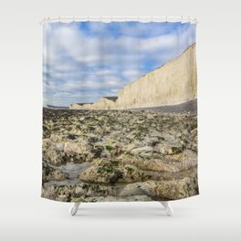 Birling Gap Shower Curtain