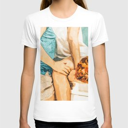 Romance #painting #love T-shirt