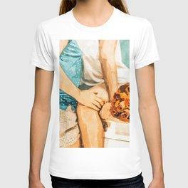 Romance #painting #love T-shirt