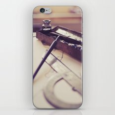 pen and ink iPhone & iPod Skin